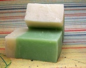Fuel Shampoo Bar with Wheat Germ and Jojoba Oil. PLUS Orchid Extract For Improved Scalp Health. Small Bar.