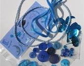 Blue Eyes - Embellishment Pack