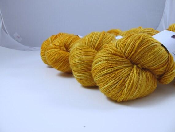 arthur - selene sock (hand dyed luxury fingering weight yarn)