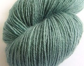 Cloudburst - Hand-dyed British 4ply wool sock yarn