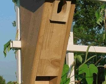 Peterson Bluebird House - Cedar