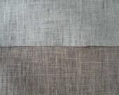 Reversible LINEN  Fabric For Stitchery or Cross Stitch Work/SPPO-Linen