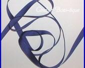 Royal Blue Ribbon Grosgrain Offray Color 353 Century 7 yards 5/8 wide cbfiveeight