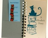 Reader's Diary, Journal or Organizer: Keep Track of Your Reading List, Ready to Ship