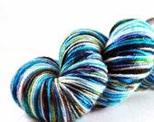 COCKLESHELL superwash merino/cashmere/nylon Siren Two sock Free U.S. Shipping