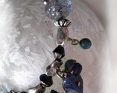 Denim Blues bracelet...sodalite and lapis