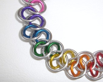 Rainbow Shenanigans Bracelet