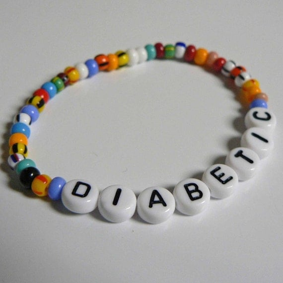 Medical Alert Boys Or Girls Personalized Bracelet Infant Child