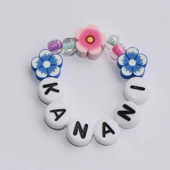Doll Bracelet PERSONALIZED American Girl Stocking Stuffer for Kanani