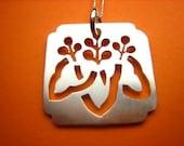Ikebana Pendant