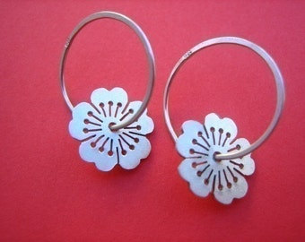 Little Sakura Earrings