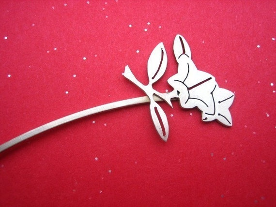Flower Hair Ornament/Sweater Pin