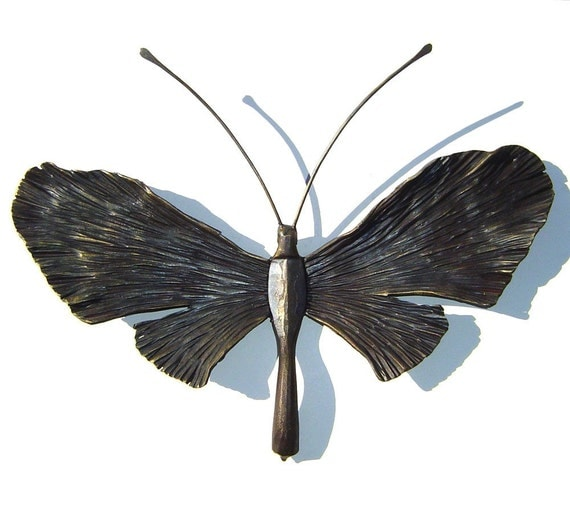 Forged Iron Butterfly - 15""