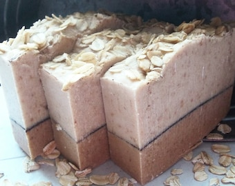 Oatmeal Soap OATMEAL MILK & HONEY Goat Milk Soap ... Black Kettle
