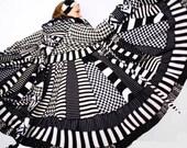 Sweater Coat Pattern by Katwise - ebook