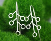 Mod Buds earrings - Simple elegance