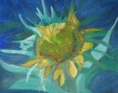 Sunflower from my garden series