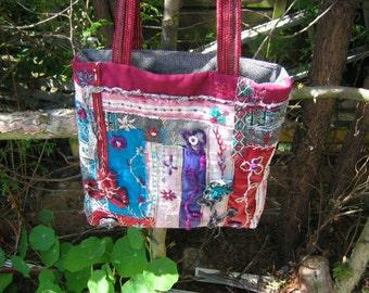 Wearable Art Bag