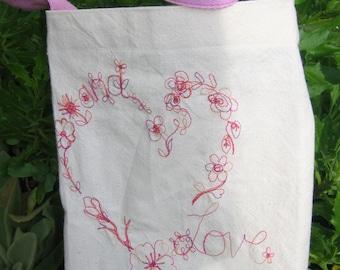 Ana's beautiful bag