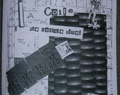 la colle- the collage zine- issue 3