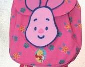 Child's Piglet backpack