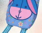 Child's Eeyore backpack