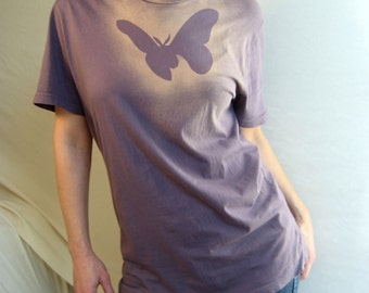 Purple Moth Tshirt