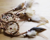Dream Catcher - Vintage Native American Asabikeshiinh - Free Shipping Etsy