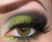 Get this look 4 pc set (Consequence, Diamond Dust, Poisoned Apple, Urock) Eyeshadow Mineral makeup Eye shadow Eyeliner (5g)