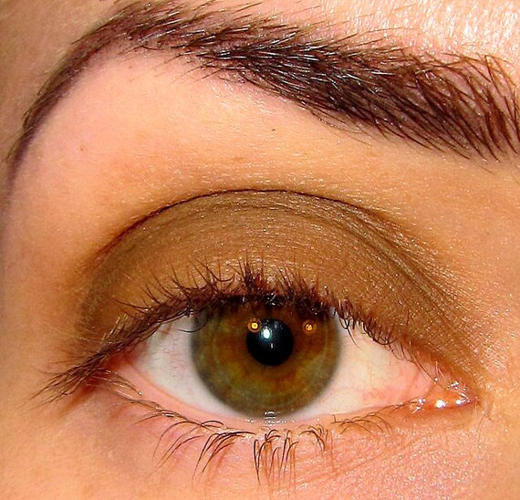 Items Similar To Latte Eyeshadow Mineral Makeup (Light