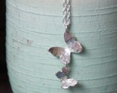Double Butterfly Pendant