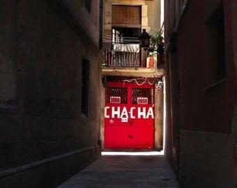 Barcelona Cha Cha 8X10
