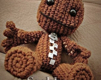 Sackboy Crochet Pattern