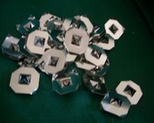 100 Square Wick Tabs