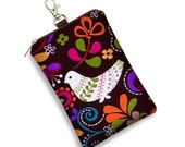 Phone Case iPhone 4 Case iPod Case Large Cell Phone Case Blackberry Case Smartphone Case -  Birds of Norway brown colorful - In Stock