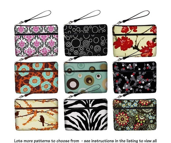 KINDLE KLUTCH DELUXE  -- versatile padded case bag purse fits Amazon Kindle 1 and 2  -- lots of fabrics to choose from -- PROMO SALE reg 40