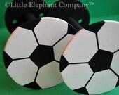 Soccer Curtain Holdbacks