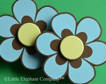 Sundea Daisy Quilt Clips - set of 2