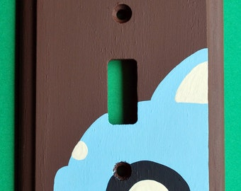 Car Lightswitch Cover