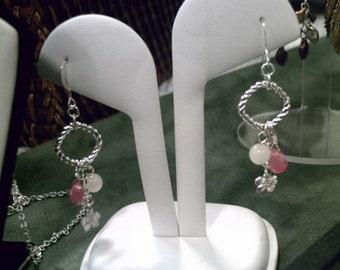 cherry lemonade earrings