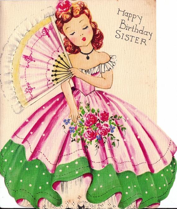 Vintage Wedding Card Unused Greeting Card 1960s 1950s