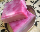 Black Pomegranate - Handmade Shea Butter Vegan Soap