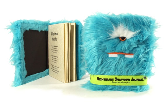 BeartyBouts the Nightmare Snatcher Journal