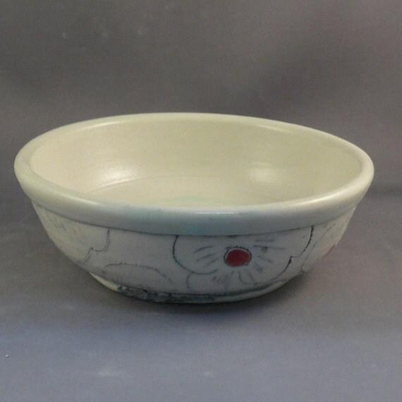 Poppy Ice Cream Bowl B