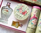 SALE Vintage French Fragrance Gift Set