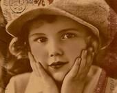 vintage photo antique photo altered art supplies vintage digital images collage sheets  Victorian