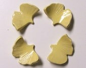Set of Four  Hand Made Stoneware Chop Stick Rests, set of 4