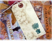 Rustic Plant Tags