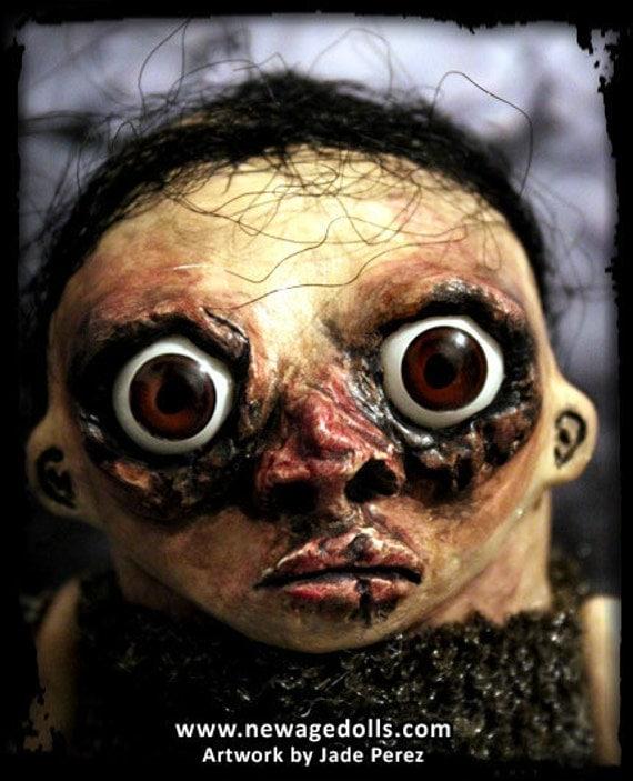 Art Doll - Toby B.