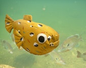 Percy the Peckish Pufferfish